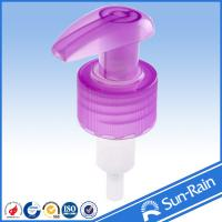 Buy cheap 24mm 28mm Plastic lotion pump / liquid dispenser for shampoo bottle product