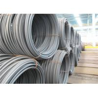 Buy cheap SWRY11 Carbon Steel Rod Coil , Carbon Steel Welding Wire Rod 5.5mm / 6.5mm from wholesalers