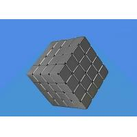 Buy cheap Strong sintered N52 Neodymiun Magnets Strong Permanent Magnets NdFeB magnets from wholesalers
