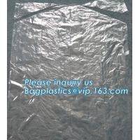 Buy cheap laundry shop used rolling plastic dry cleaning bags,Wholesale clear plastic dry cleaning poly garment bags for packing c from wholesalers