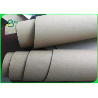 Buy cheap Natural Fabric High Strength Washable Kraft Paper Rolls For Shopping Bags from wholesalers