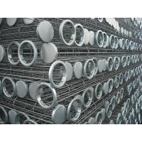 Buy cheap Spray Coating Carbon Steel Dust Collection Filter Bag Cage from wholesalers