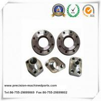 Buy cheap High Precision Cnc Milling Machine Process Aluminum Machined Parts With 5 Axis from wholesalers