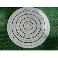 Buy cheap Round Aluminum PCB for LED Ceiling Light , LED Lighting PCB Board 1oz 0.4mm ~ 3mm from wholesalers