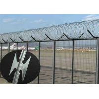 Buy cheap Farm Fence Bto-22 280g/M2 Galvanized Barbed Wire from wholesalers
