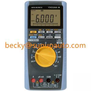 China High Precision Yokogawa TY530 Digital Multimeters 3.5 Digit LCD USB Communication 100% Original New on sale