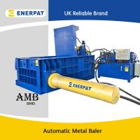 Buy cheap Hydraulic scrap metal baler press machine for sale with CE from wholesalers