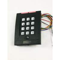 Buy cheap Wiegand 26 - 37 RFID Card Readerl ID Smart Card Reader Rainproof from wholesalers