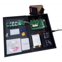 Buy cheap TCP / IP Door Access Control System 4 Readers 4 Relays Door Access Controller from wholesalers