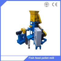 Buy cheap Good shape dry type fish feed pellet mill machine from wholesalers