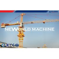 Buy cheap 380V 50HZ 4-8 Ton Construction Tower Crane / Construction Lift Equipment from wholesalers