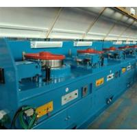 Buy cheap Straight Line Wire Drawing Machine from wholesalers