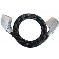 Buy cheap Colorful ROHS TV Scart Cable 21pin 2M With Foil Shielding from wholesalers
