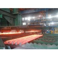 Buy cheap Rigid dummy bar R8 meters progressive straightening two strands bloom caster from wholesalers