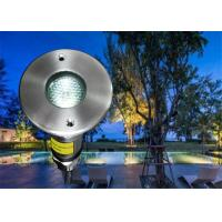 Buy cheap RGB  3in1 Color Changing LED Underwater Lights With CREE LED For Pool Lighting from wholesalers