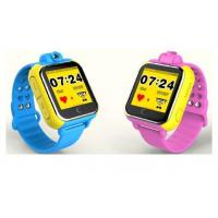 Buy cheap V83 kids smart GPS Tracker Watch Anti-Lost Locator Alarm Clock Remote Monitor SOS /GSM Smart Watch from wholesalers