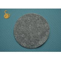 Buy cheap Customized Anti Slip Nonwoven Fabric Felt Carpet With Non Slip Base Rug from wholesalers