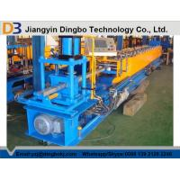 Buy cheap Galvanized Steel Rack Roll Forming Machine , Shelving Box Beam Roll Forming Equipment from wholesalers