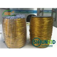 Buy cheap 2mm Fashion Shinny Gold and Silver color Cord / String for Hanging from wholesalers