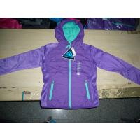 Buy cheap Stock children clothing,SNOZU kid's zipper snow jackets with hoodie ,child stock apparel from wholesalers