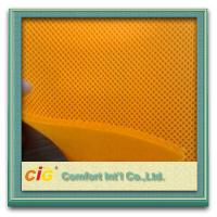 Buy cheap 3D air Mesh Fabric the sandwich mesh cloth Polyester knitted fabric shoes Vamp product