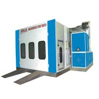 Buy cheap Radiator Electric Heater Spray Booth from wholesalers