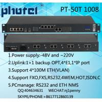 Buy cheap 30 channel FXO/FXS pcm multiplexer from wholesalers