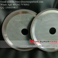 Buy cheap metal bond diamond abrasive cut off abrasive grinding wheel from wholesalers