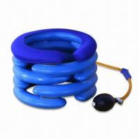 Buy cheap Cervical collar traction, neck traction, good-quality rubber and gas tube from wholesalers