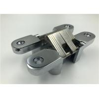 Buy cheap 180 Degree SS 201 Mortise Mount Invisible Hinge For Interior Wooden Door from wholesalers