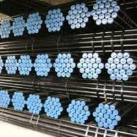Buy cheap ASME SA 53 Grade B API 5L Grade B Carbon Steel Pipe DIN17175 1.013 / 1.0405 product