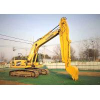 Buy cheap Slide Retractable Excavator Boom Arm 9m Max Reach Depth Long Durability High Performance from wholesalers