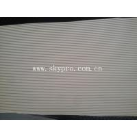Buy cheap white rubber sole sheet,variable textures on bottom from wholesalers