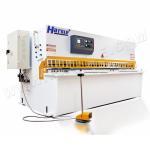 Buy cheap Factory price, QC12K-20×2500 hydraulic shearing machine with E21S, sheet metal cutting machine from wholesalers