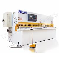 Buy cheap Hydraulic shearing machine price, QC12K-12×2500 plate cutting machine with E21S from wholesalers