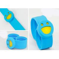 Buy cheap Portable Anti Slip Safe Silicone Slap Wristband S M L XL Good Looking from wholesalers