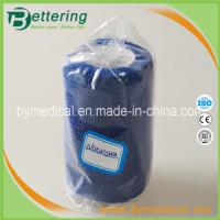 Buy cheap Blue colour Medical non woven cohesive bandage self adherent bandage from wholesalers