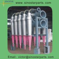 Buy cheap LHC Screw Heavy-impurity High Density Cleaner from wholesalers