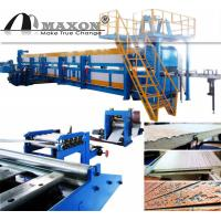 Buy cheap Engraved Metal Thermal Insulated Wall Panel Machine Line from wholesalers