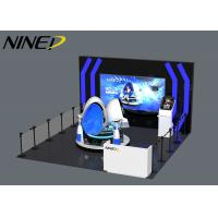 Buy cheap Arcade Machine Multiplayer Virtual Reality 9D Vr Walker One Stop Vr Theme Park Gaming Machine Battle All In One from wholesalers