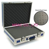 Buy cheap Portable Aluminum Tool Case 5mm Plywood And Fireproof Panel Light Weight from wholesalers