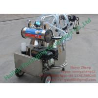 Buy cheap Farm Milking Equipment Portable Cow Milker with Petrol / Gasoline Engine from wholesalers