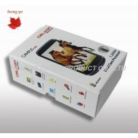 Buy cheap Personalized Silk Screen Cardboard Packaging Boxes For Mobile Phone from wholesalers