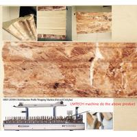 Buy cheap Faux Marble Wall Panel laminating machine from wholesalers