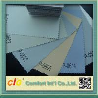 Buy cheap Polyester PVC Home Textile Fabric , Roller Blind Sun Screen Fabric from wholesalers