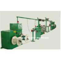 Buy cheap LDPE,HDPE,ATA,CAT7 electrical wire cable machine production line manufactuer from wholesalers