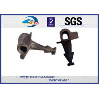 Buy cheap weld on shoulders railway track rail shoulder cast iron from wholesalers