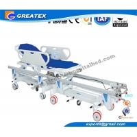 Buy cheap Operating Room Connecting Medical Stretcher , Epoxy Coated Steel surgical stretcher from wholesalers