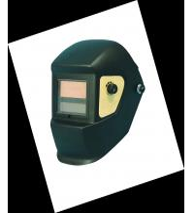 Buy cheap Self Adjusting Full Face Auto Darkening Welding Helmet Solar Powered product