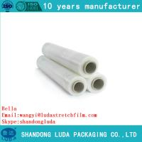Buy cheap stretchwrap transparent pet film Manufacturer LLDPE Pallet Hand Film Stretch from wholesalers
